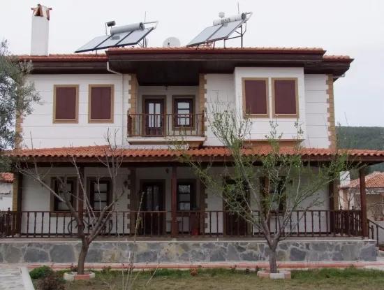 Plot 4 Verkauf In La Luxus-Villa Zum Verkauf In Urla Innerhalb 1078M2 Maßgeschneiderte Villa 1