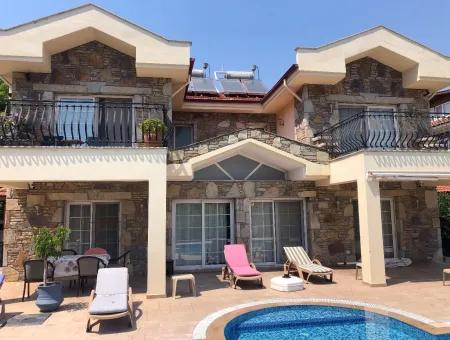 Duplex Villa In Dalyan Gülpınar Zum Verkauf 3 1