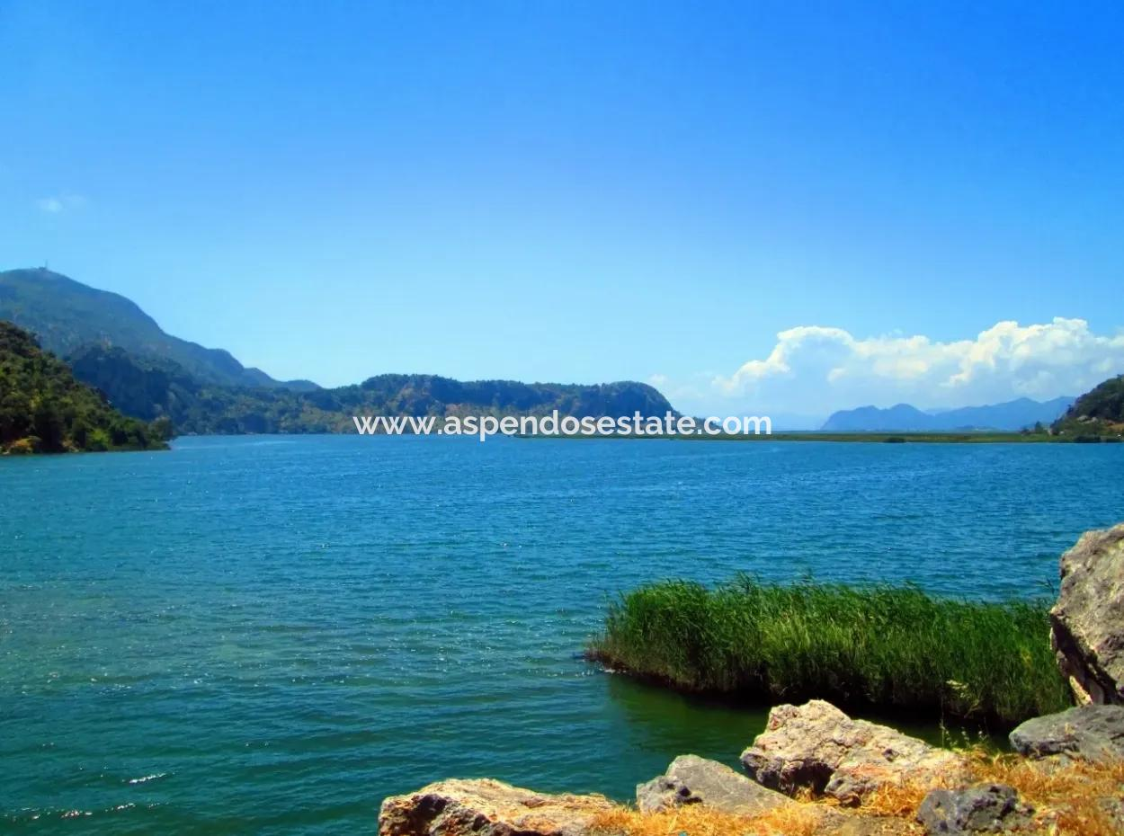 Merkez Dalyan Lake Iztuzu For Sale In Gokbel Zero Path 7484M2