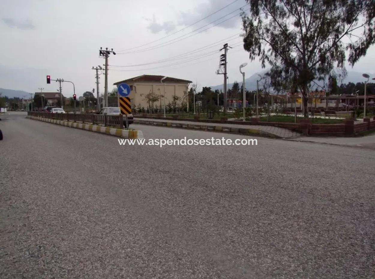 Tourism Tourism Land For Sale In Fethiye Marmaris To Fethiye Plot For Sale The Plot Is Near The Sea Bargain