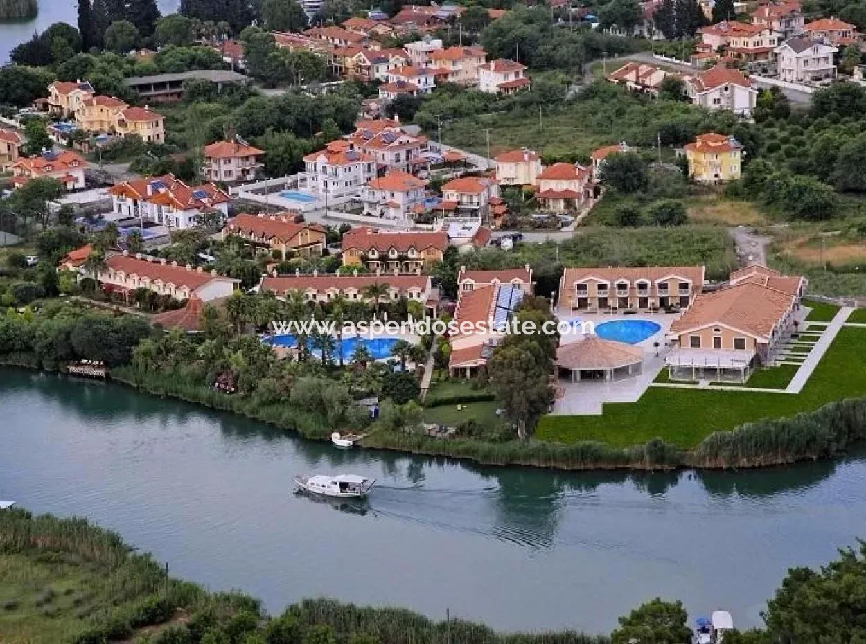 1850M2 Plot For Sale In Dalyan For Sale Dalyan Tourism Zoned Scenic