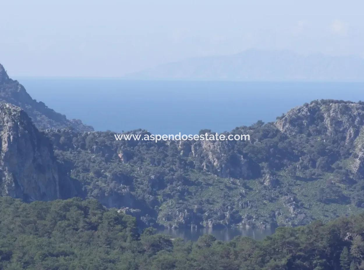 Land  For Sale With Sea View For Sale In Gokbel