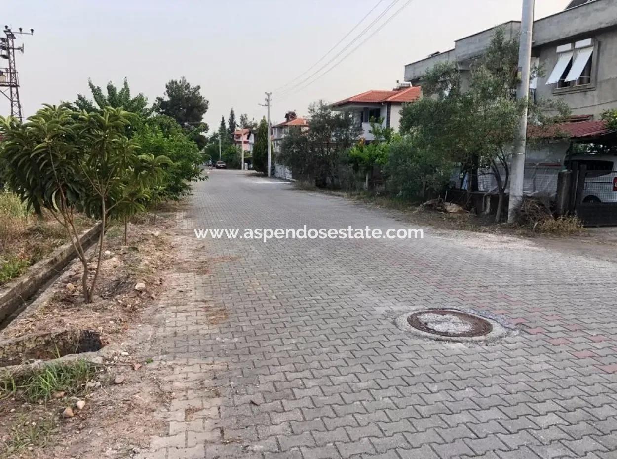 1000M2 Plot For Sale In Koycegiz Is The Cornerstone Of Yenimahalle.