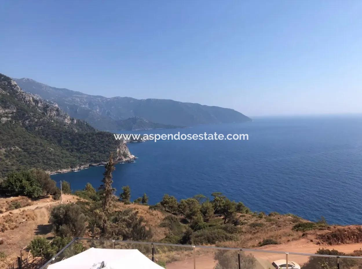 Faralya Villa For Sale In Faralya Villa For Sale Full Sea View For Sale