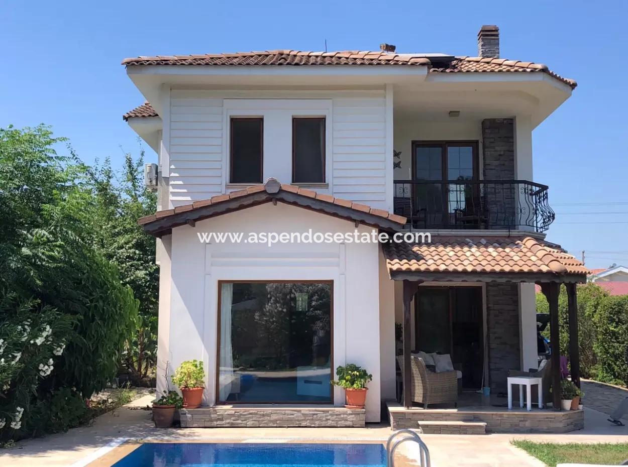 Dalyan Villa For Sale 615M2 Land In 3 1 Villas For Sale