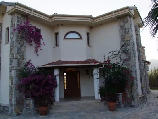 Iztuzu Beach In Dalyan Villa For Sale Villa For Sale In Villa On The Road