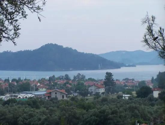 Land For Sale In Gocek, Gocek For Sale With Full Sea View