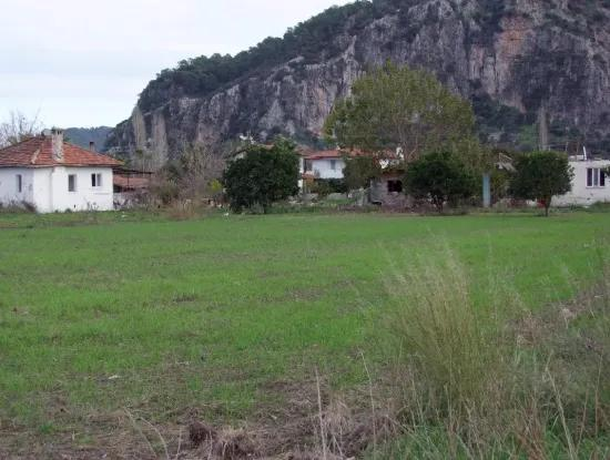 For Sale Land 1500Sqm At Okçular Marmarlı