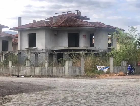 Dalyan Dalyan Villa For Sale Commercial Villa For Sale In The Cornerstone Plot Of 506M2