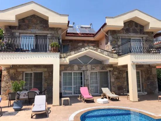 Duplex Villa In Dalyan Gülpınar For Sale 3 1