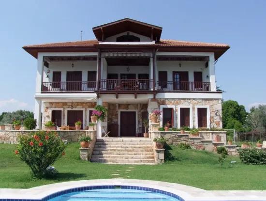 Estate For Sale, Dalyan 12,338M2 Plot Luxury Villa For Sale In