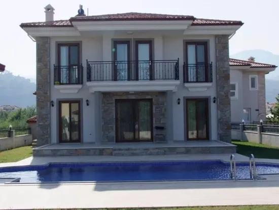 Gulpinar In Dalyan, Dalyan Luxury Villa For Sale Villa For Sale In Plot Of 510M2 In Also 4 1