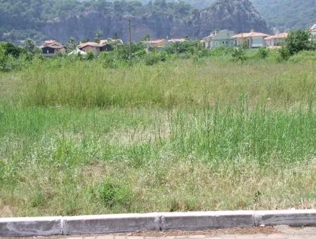 In Dalyan Gülpınar For Sale In Dalyan For Sale On The Basis Of Name, 4,128M2 Plot For Sale