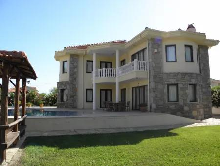 In Dalyan Plot For Sale In Dalyan Villa For Sale In Villa For Sale In Maraş 4 1 701M2