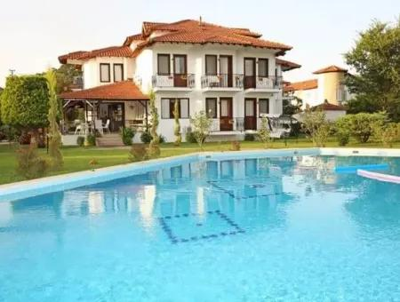 Hotel For Sale In Dalyan, Dalyan Gulpina 1,502M2 Plot For Sale In Hotel