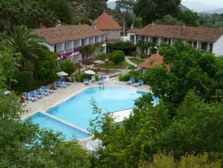 5000M2 In Dalyan Koycegiz, Dalyan, Dalyan Property For Sale Hotel For Sale With 30 Rooms, In A Plot