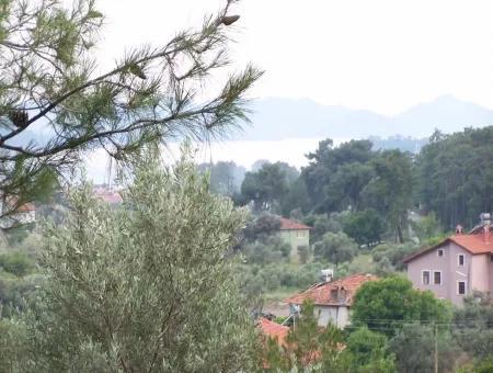 Land For Sale In Gocek, Gocek For Sale With Full Sea View