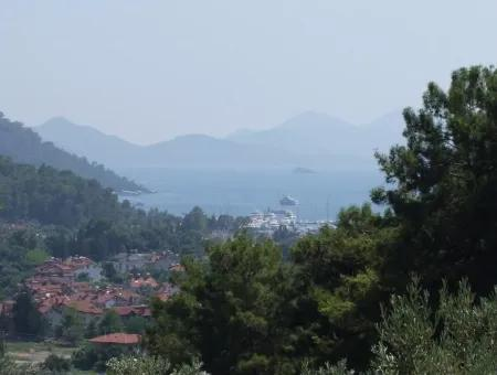 Gocek In Gocek Fethiye With Full Sea Views Of 1000M2 Land For Sale In Land For Sale