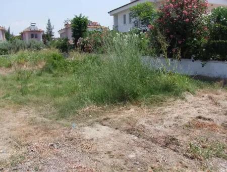 500M2 Plot Of Land For Sale In Dalyan Gülpınar For Sale