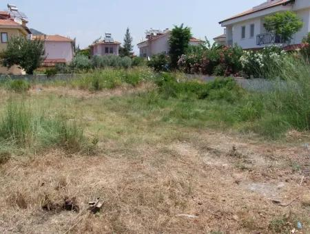 500M2 Plot Of Land For Sale In Dalyan Gülpınar For Sale