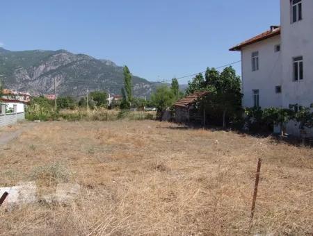 500M2 Land For Sale In Koycegiz, Plot For Sale, Development Land For Sale Mah