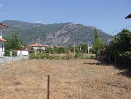 500M2 Land For Sale In Koycegiz, Plot For Sale, Development Land For Sale Mah