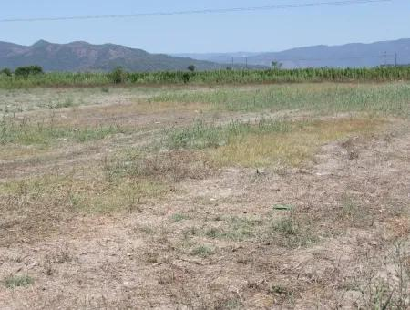 Suitable Land For Investment For Sale In Dalyan 23600M2