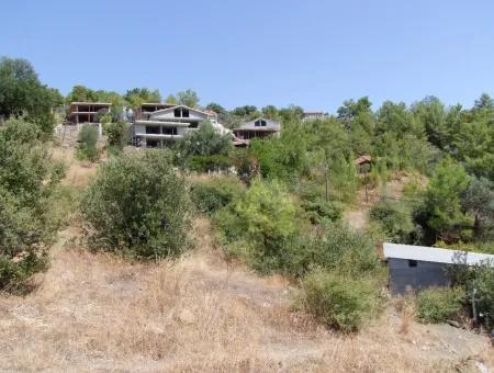 Land For Sale With Sea Views For Sale In Gokbel Gokbel Oriya 998M2