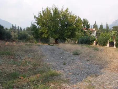 1440M2 Land For Sale In Koycegiz, Plot For Sale