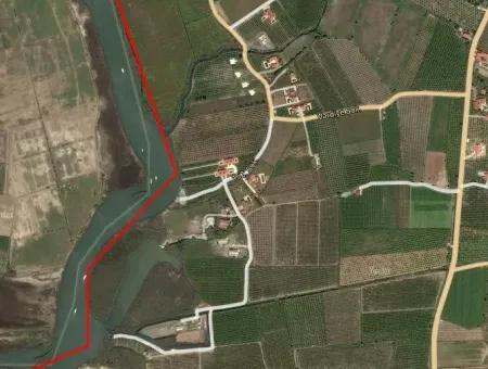 Maras In Dalyan For Sale Dalyan 7300M2 %5 Land Plot For Sale