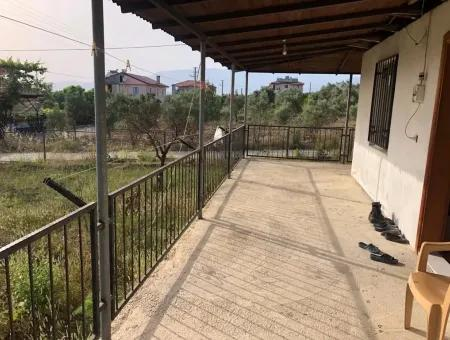Village House In Koycegiz, 903M2 2 1 Zeytinalani Is For Sale.