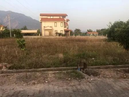 1000M2 Plot For Sale In Koycegiz Is The Cornerstone Of Yenimahalle.