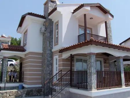 Seydikemer Nature And Forest Views Villa For Sale Villa For Sale Villa For Sale In Sahilceylan