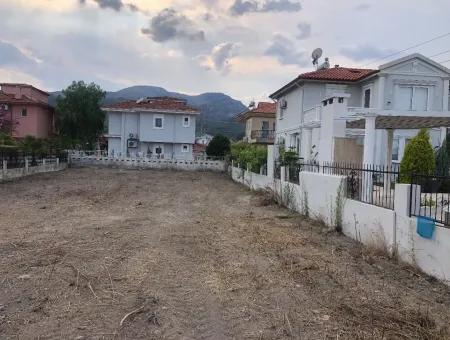For Sale In Gulpinar, Dalyan Plot Of 511M2 Land For Sale