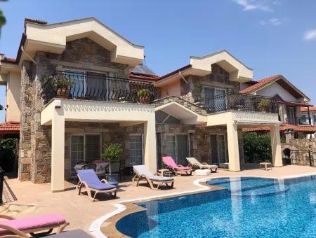 Duplex Villa In Dalyan Gülpınar For Sale 3 1