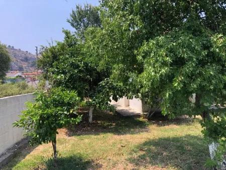 1 Home For Sale In Dalyan Plot For Sale 2 Bungalow Within 515M2