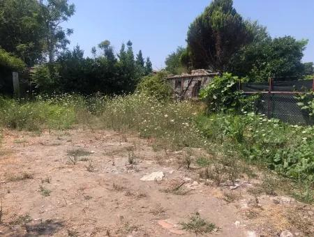 Dalyan Land For Sale Plot For Sale With Views Of The Royal Tombs 1026M2