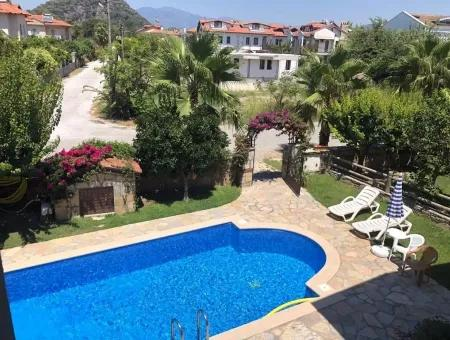 Apart From Dalyan For Sale Gulpinar 2 1 Apart For Sale