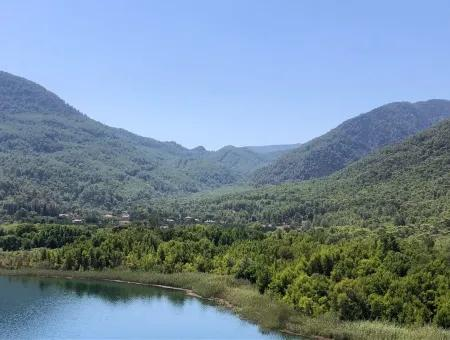 Land For Sale In Sultaniye 2285M2 Land For Sale Near The Lake