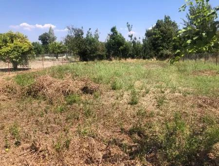 570M2 Land For Sale With Mountain Views In Okçular