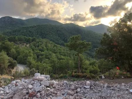 Land For Sale With 1000M2 Sea View In Gokbel