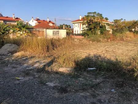700M2 Corner Plot For Sale In Dalyan