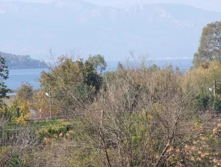 Land For Sale In Marmaris Çamlı Village Built-Up Area 4300M2 Land For Sale