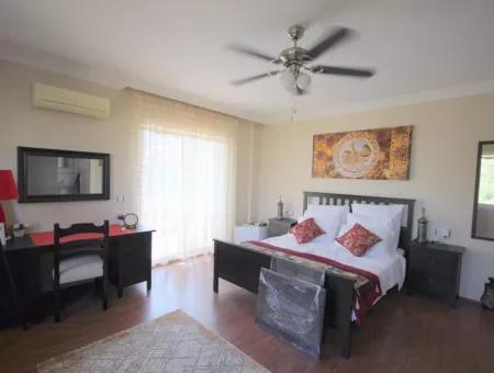 Dalyan Villa For Sale Gulpinar 540M2 Plot For Sale 5 1 Villa