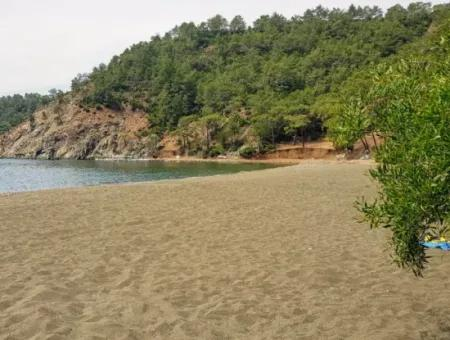 Gocek Land For Sale Land For Sale On The Basis Of 1929M2 Island Near The Sea