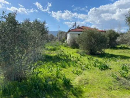 401M2 Land For Sale In Ortaca Cumhuriyet Neighborhood