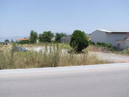 Commercial Residential For Sale In Dalyan In Dalyan,On The Highway-5, 111M2 For Sale