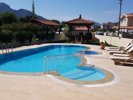 Luxury Villa For Sale Villa For Sale In Dalyan Plot 766M2 The Cornerstone Within 4 1
