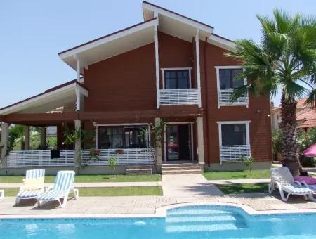 Luxury Wooden Villa For Sale In Dalyan Villa For Sale In Kalkan 5 1 The Cornerstone Of