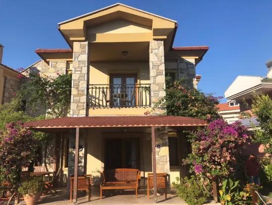 Dalyan Satılık Villa Dalyan Merkezde Lüks 3+1 Satılık Villa
